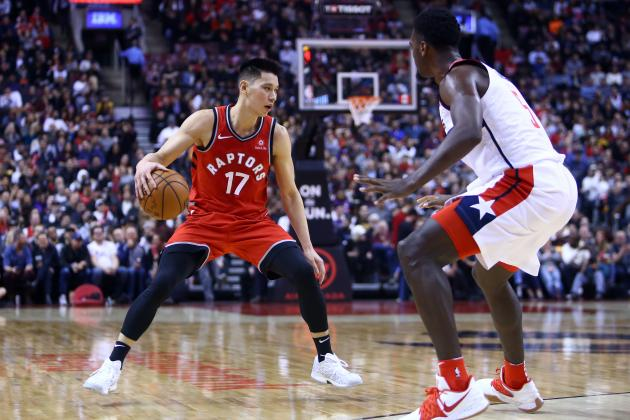 Jeremy Lin 'Tired of Watching' Playoffs; Feels Like 'Cheating' Joining Raptors