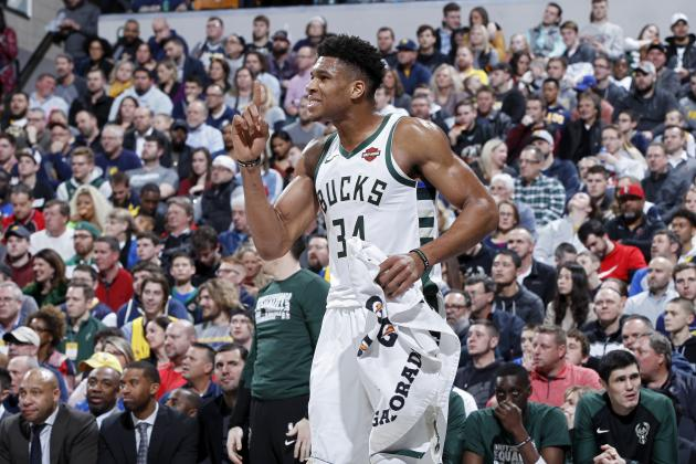 Giannis Antetokounmpo: 'I Don't Think There's One Guy That Can Stop Me'