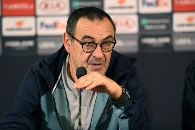 Maurizio Sarri Says He's Not Spoken to Roman Abramovich Following City Loss