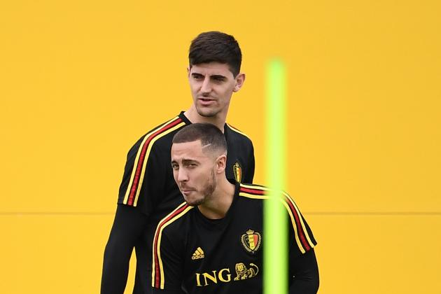 Thibaut Courtois Says It Would Be 'Nice' If Eden Hazard Joined Real Madrid