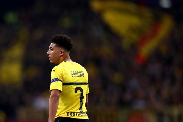 Arsene Wenger Says He Failed in Bid to Sign Jadon Sancho for Arsenal