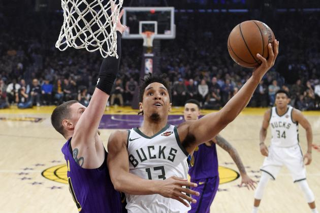 Malcolm Brogdon's Foot Injury Diagnosed as Plantar Fascia Tear, Out Indefinitely