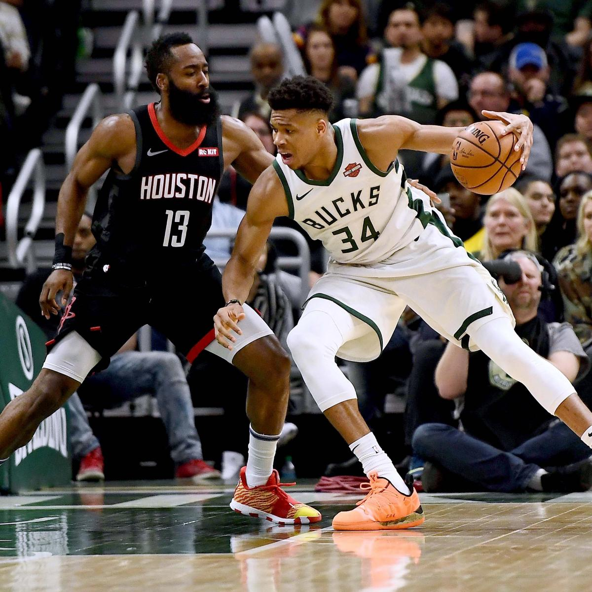 James Harden And Paul George: Chris Paul: James Harden's Loss To Giannis Antetokounmpo