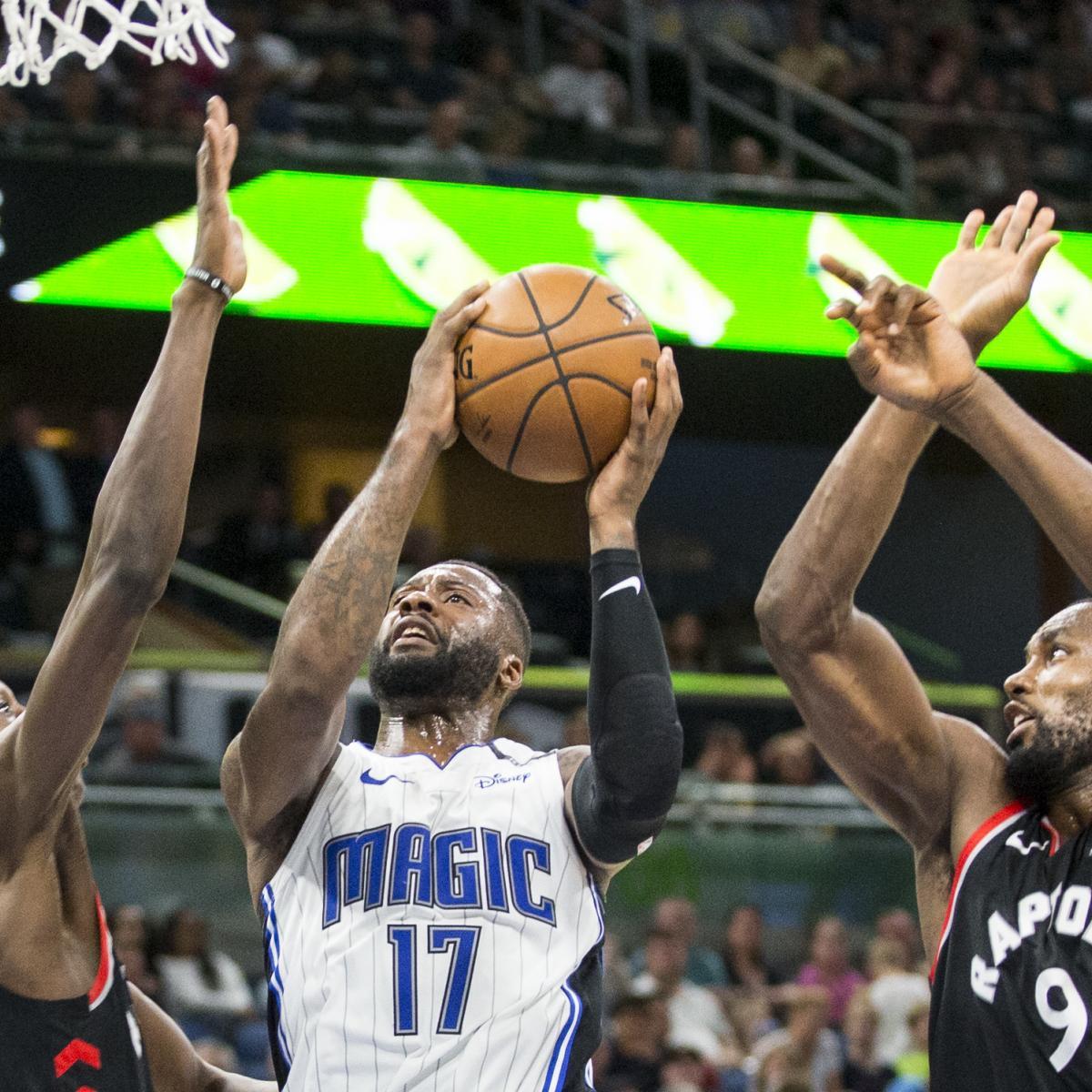NBA Playoffs 2019: 1st-Round Schedule, TV Info And