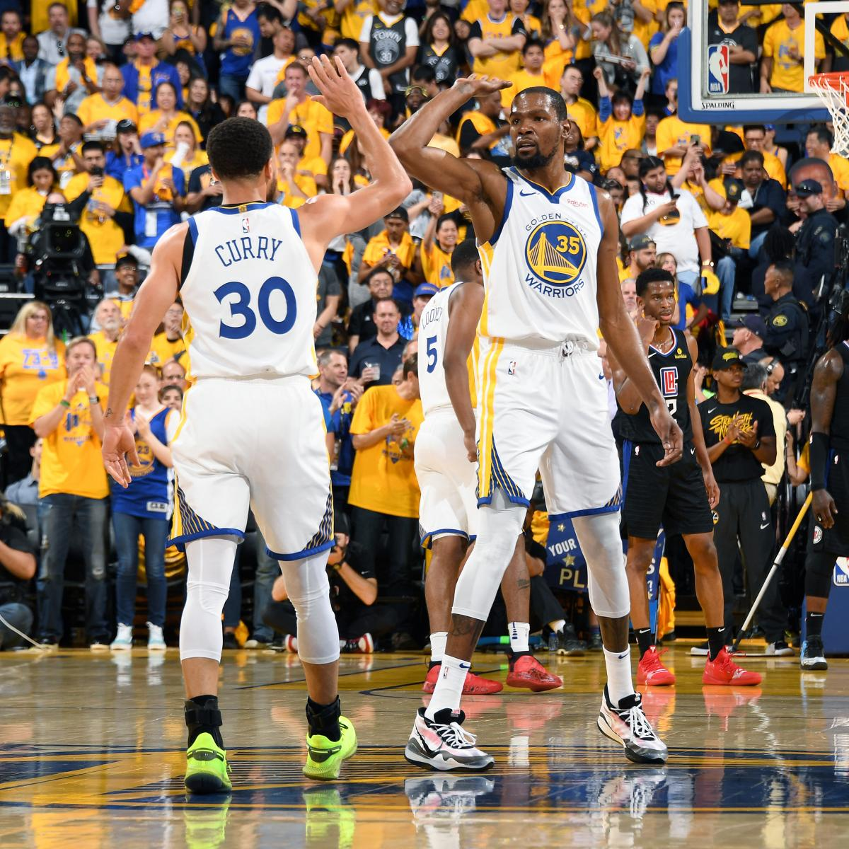 a93a3da44b2c Stephen Curry Drops 38 as Kevin Durant