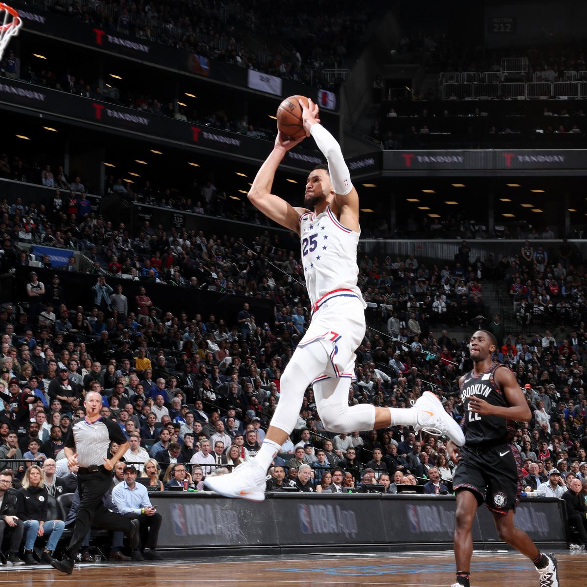 Warriors Vs Nets Full Game Highlights: Ben Simmons, 76ers Take 2-1 Series Lead Over Nets Without