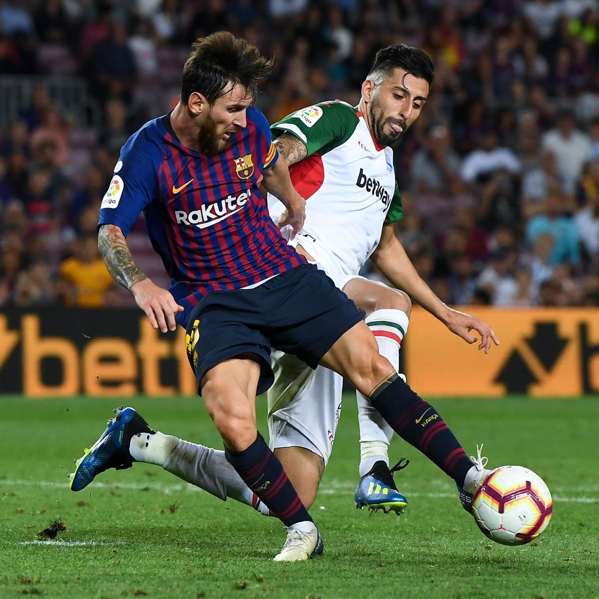 Liverpool Vs Barcelona Preview And Prediction: Alaves Vs. Barcelona: Odds, Preview, Live Stream And TV Info