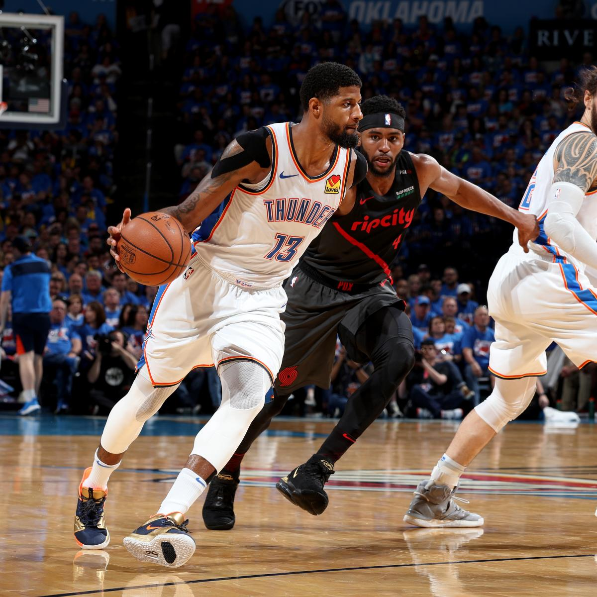 Paul George: Thunder Can Come Back From 3-1 Down, Win