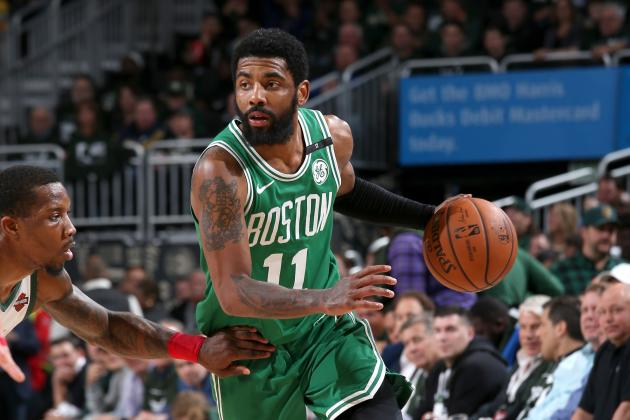 Report: Kyrie Irving to Decline Celtics Contract Option, Test NBA Free Agency