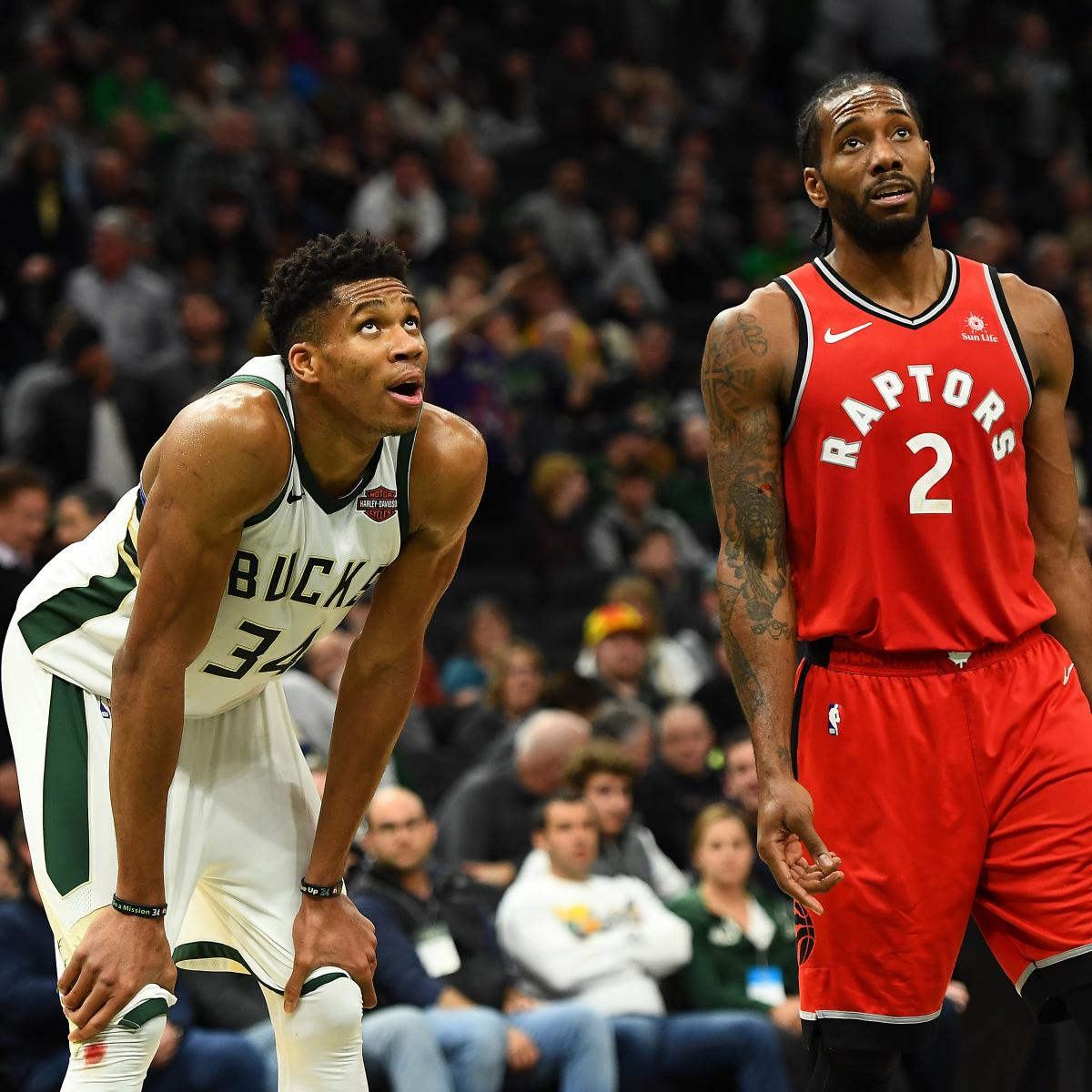 bucks vs raptors - photo #12