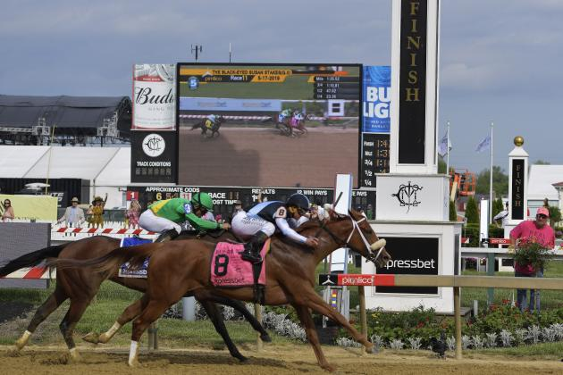 Black-Eyed Susan Stakes 2019: Point of Honor Takes Win over Ulele, Cookie Dough