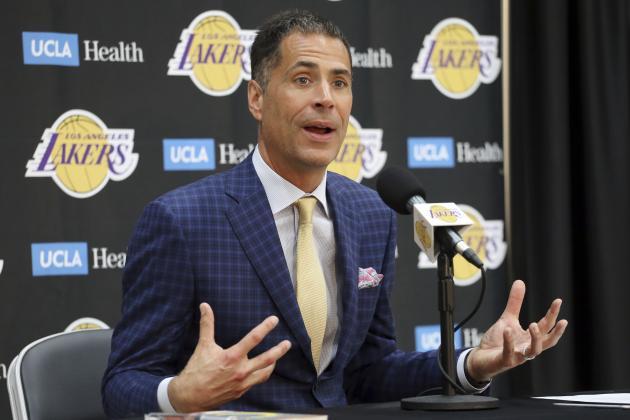 Lakers Rumors: LA Won't Fill President Role After Magic Johnson Resignation