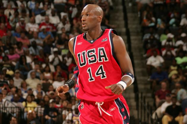 Lamar Odom Says He Used Prosthetic Penis to Pass 2004 Olympic Drug Test