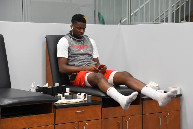 Celtics Rumors: Latest on Clint Capela Trade Buzz, Terry Rozier New Contract