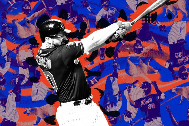 Nobody Hits Harder Than Pete Alonso