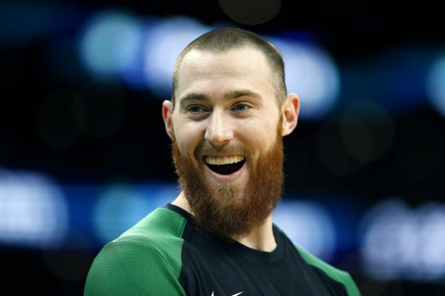 Celtics Rumors: Aron Baynes Exercises $5.9M Contract Option for 2019-20 Season