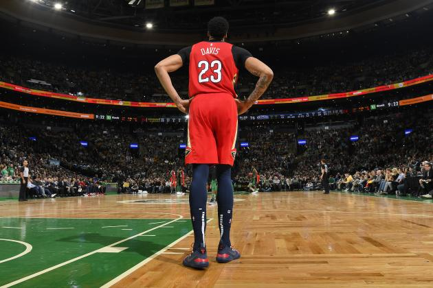 Anthony Davis Trade No Longer Makes Sense for Danny Ainge, Boston Celtics