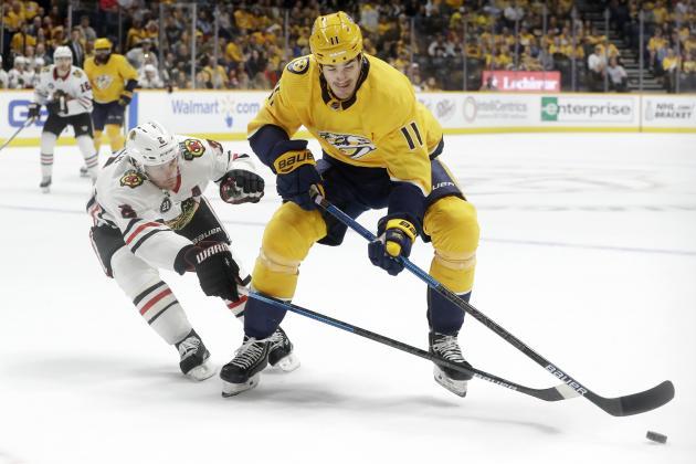 NHL Rumors: Latest Buzz on Brian Boyle, Noel Acciari, More