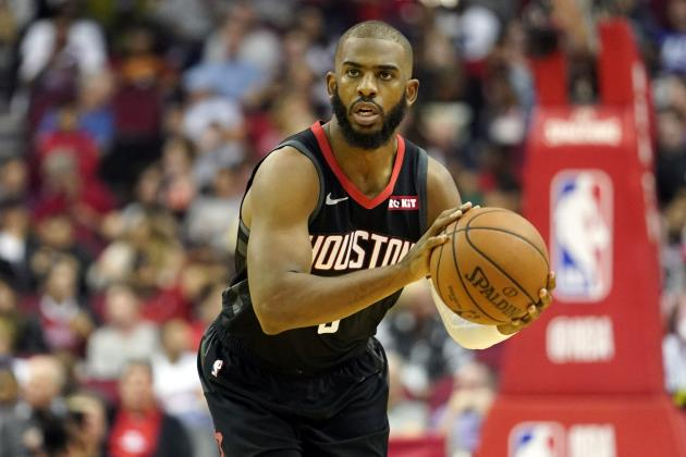 Chris Paul Trade Rumors: Heat Want Previously Dealt Picks from Thunder