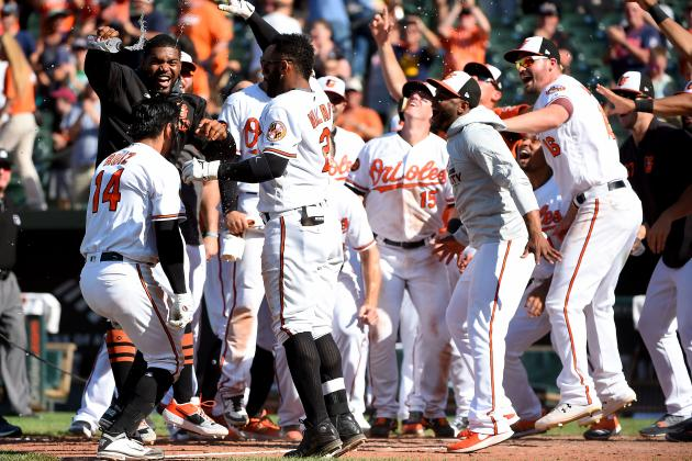 MLB Betting: Underdog Orioles' Win vs. Astros 1 of the Biggest Upsets in 15 Years