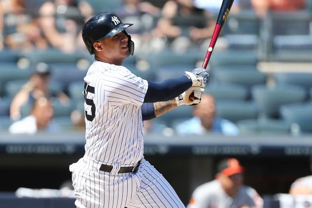 Video: Gleyber Torres Makes History with 13th Home Run of the Season vs. Orioles