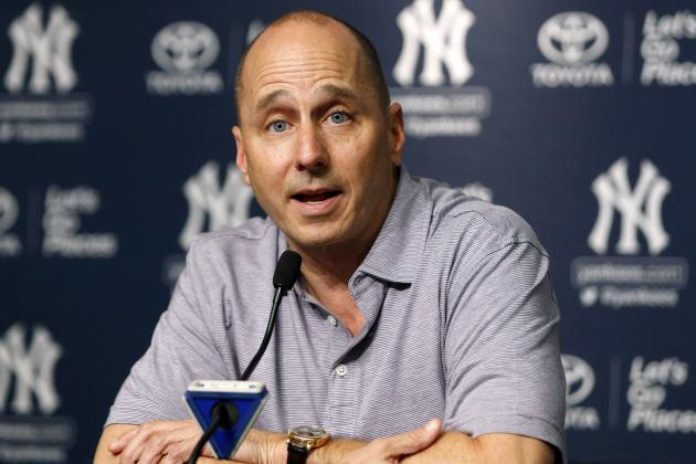 Body-Cam Video Shows Police Officer Pointing Gun at Yankees GM Brian Cashman