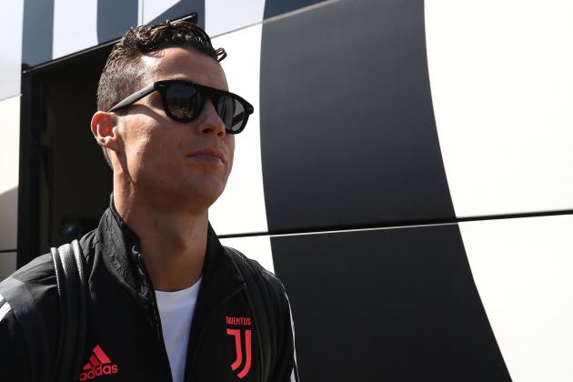 OTL: Cristiano Ronaldo's DNA Matched Evidence in Alleged 2009 Rape Investigation
