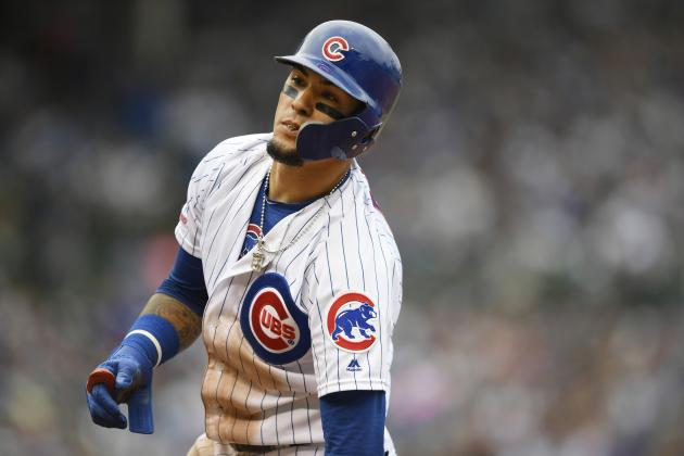 Cubs' Javy Baez Thumb Injury Diagnosed as Fracture; Likely Out Rest of September