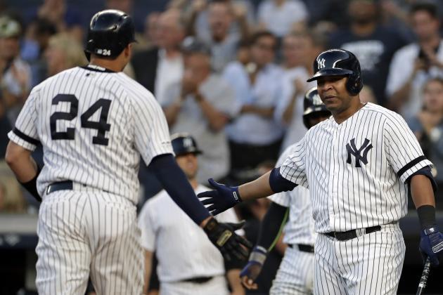 Yankees News: Gary Sanchez, Edwin Encarnacion Injury Updates Before Playoff Push