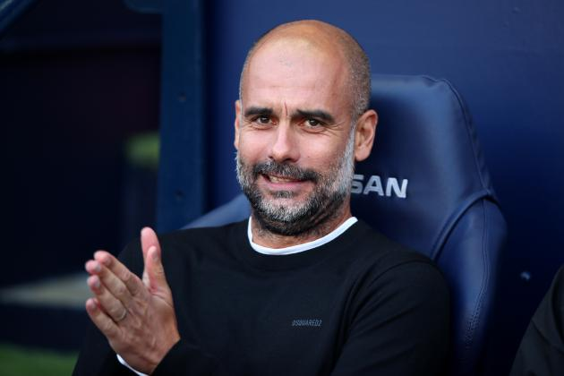 Manchester City's Pep Guardiola Praises Samuel Eto'o as 'One of the Best'