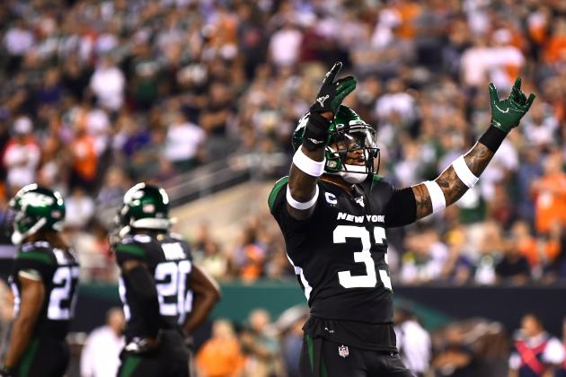 Jets' Jamal Adams Rips NFL over 'Bulls--t' $21K Fine for Hit on Baker Mayfield