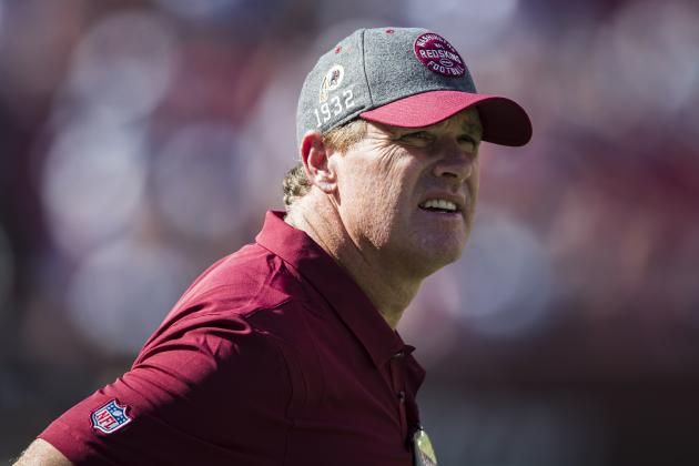 Redskins Decline Comment on Alleged Viral Videos of Jay Gruden
