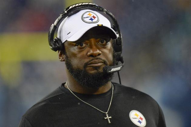 Steelers' Mike Tomlin Addresses Rumor About Redskins Job After Jay Gruden Firing