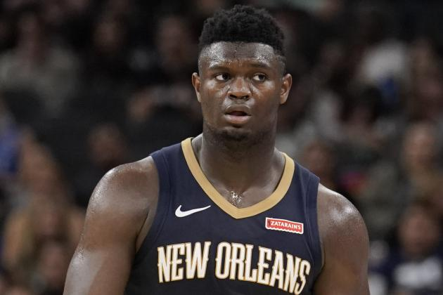 Pelicans' Zion Williamson Expected to Make NBA Debut Jan. 22 After Knee Injury