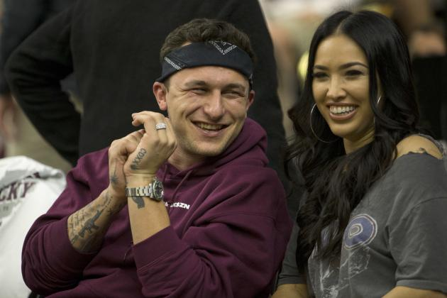 Bre Tiesi Files for Divorce from Ex-Browns QB Johnny Manziel