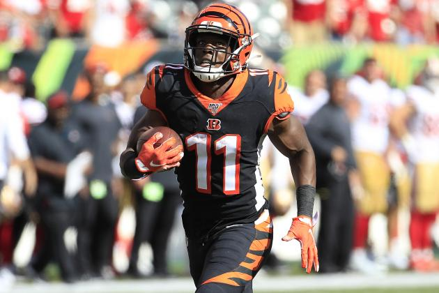 Bengals' John Ross: Chest Injury Was a Couple Inches from Being Life Threatening