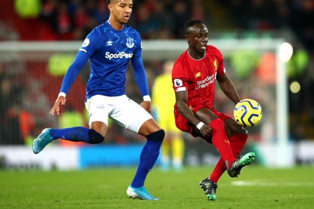 Divock Origi, Sadio Mane Power Liverpool to 5-2 Premier League Win over Everton