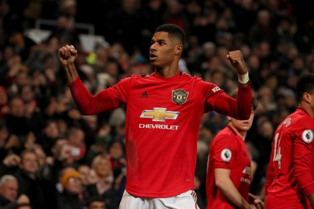 Marcus Rashford's Brace Leads Manchester United Past Jose Mourinho's Tottenham