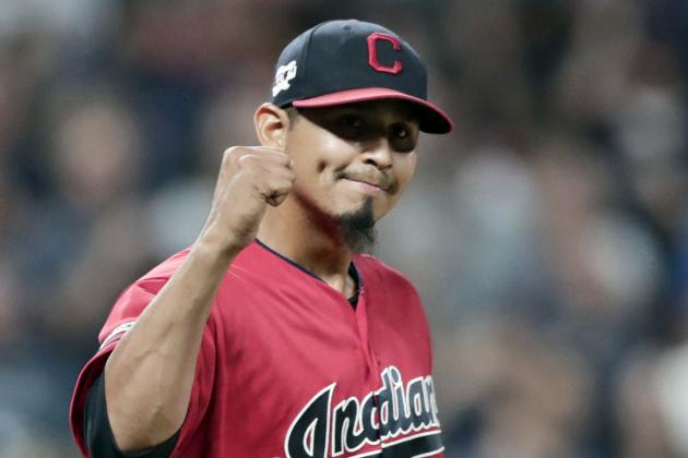 Carlos Carrasco, Josh Donaldson Named 2019 MLB Comeback Players of the Year