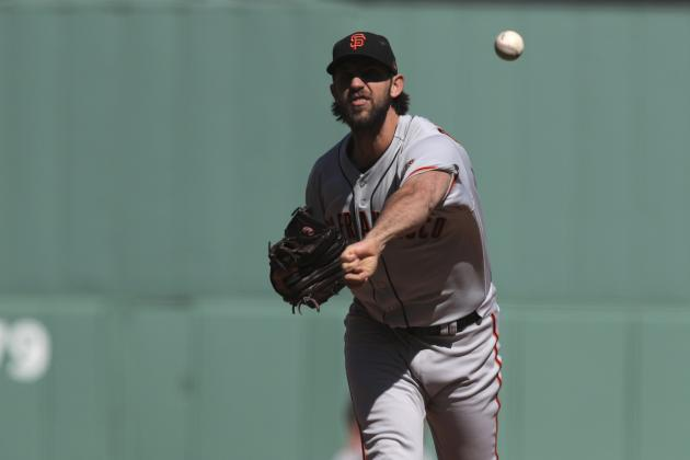 Madison Bumgarner Rumors: Ex-Giants Ace Expected to Land $100M Contract in FA