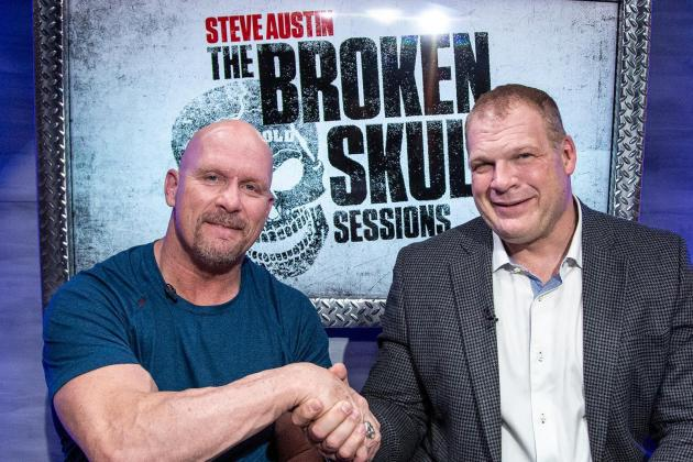 Broken Skull Sessions: Steve Austin Finds Next Calling as an Unlikely Journalist