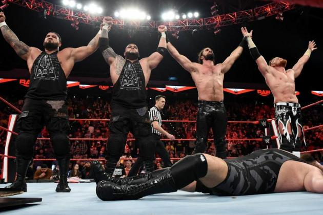 WWE Raw Ratings Drop from 2.39M to 2.03M Despite 1st-Ever Fist Fight Main Event