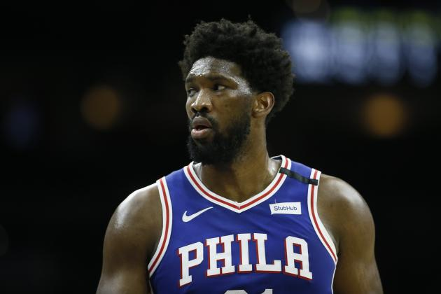 76ers' Joel Embiid Says He Considered Retiring from NBA After His Brother Died