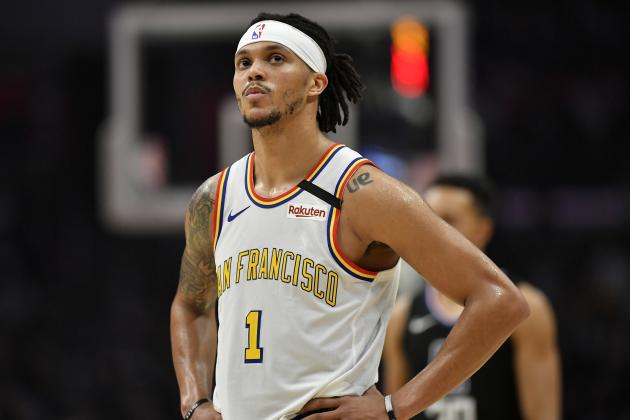 Damion Lee, Warriors Agree to 3-Year Contract Extension