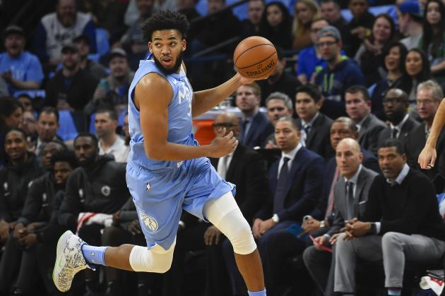 Timberwolves Committed to Building Around Karl-Anthony Towns Amid Trade Rumors