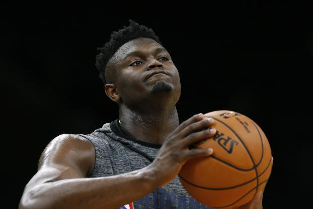 NBA Execs Talk Zion Williamson's Impact on NBA Ahead of Return from Knee Injury