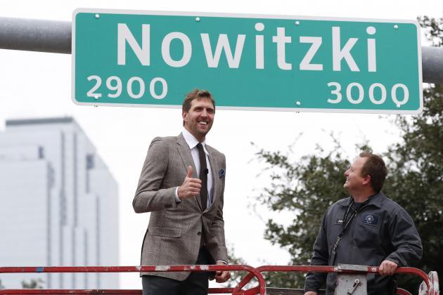 Mark Cuban: Mavericks Are Discussing Retiring Dirk Nowitzki's Jersey in 2020