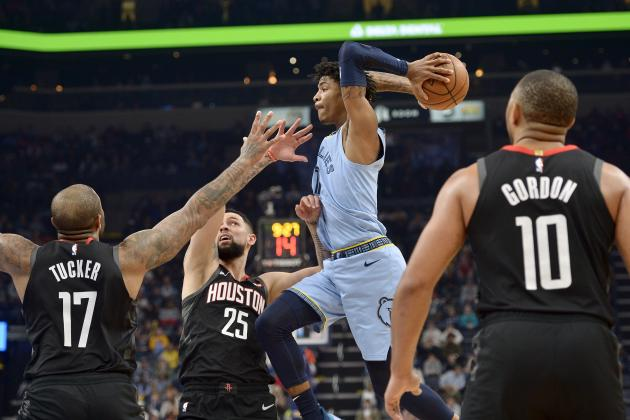 Tracy McGrady on Grizzlies' Ja Morant: 'He's Gonna Be a MVP in This League'