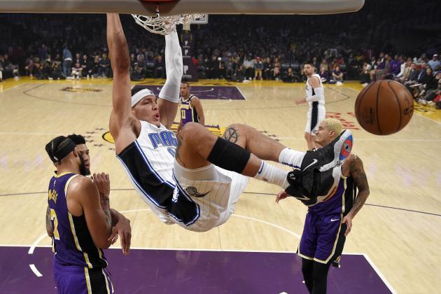 Markelle Fultz, Aaron Gordon Lead Magic to Shock Win vs. LeBron James, Lakers