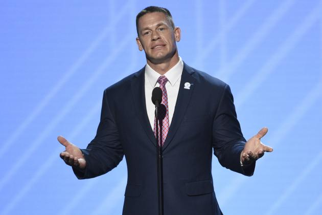 Video: John Cena Explains, Jokes Why He Chose Jorts for His WWE Ring Attire